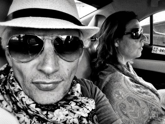 Tinder Suisse Cathy Yersin et Louis Boyera in Bankgok